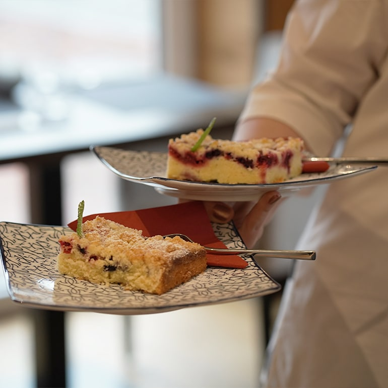 Service Kuchen Thiets Restaurant